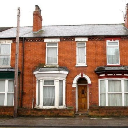 Rent this 3 bed house on Dixon Street in Lincoln LN5 8AG, United Kingdom