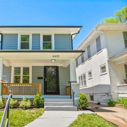 Rent this 3 bed apartment on 4422 Fairmount Avenue in Kansas City, MO 64111