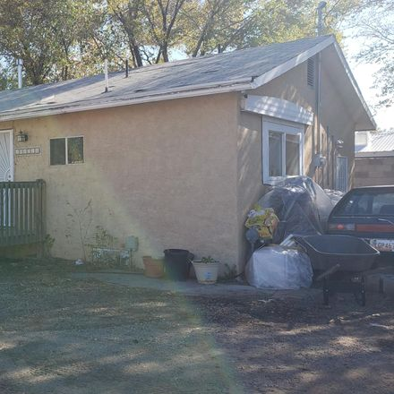 Rent this 3 bed house on Guadalupe Trail Northwest in Albuquerque, NM 87107
