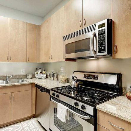 Rent this 1 bed apartment on The Cosmopolitan at Reston Town Center in Saint Francis Street, Reston