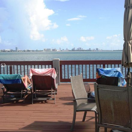 Rent this 2 bed condo on S Treasure Dr in North Bay Village, FL