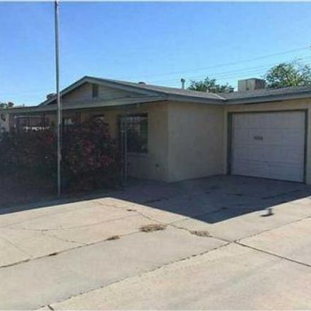Rent this 3 bed apartment on 1494 Idlewilde Drive in El Paso, TX 79925