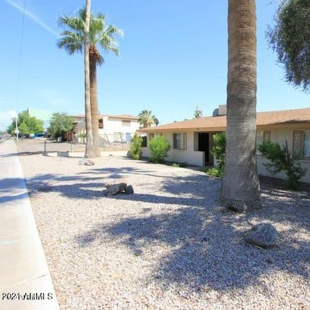 Rent this 1 bed apartment on 1223 West University Drive in Tempe, AZ 85281