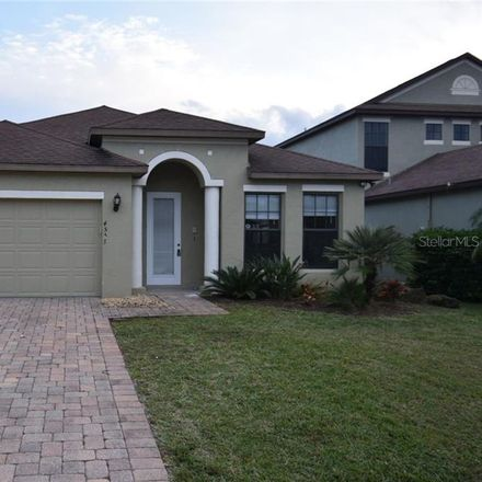 Rent this 3 bed house on 4555 Millicent Cir in Melbourne, FL 32901