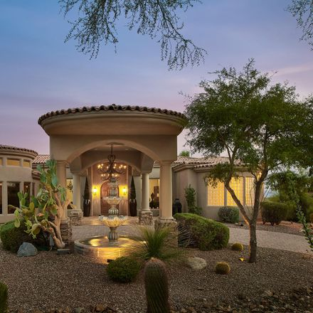 Rent this 4 bed house on 8845 East Havasupai Drive in Scottsdale, AZ 85255