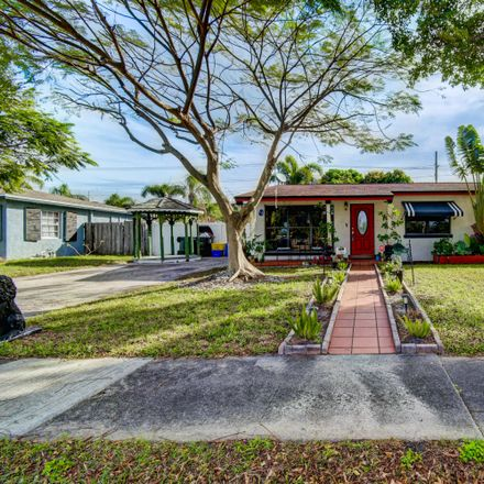 Rent this 3 bed house on 1026 Cochran Drive in Lake Worth Beach, FL 33461