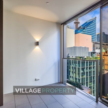 Rent this 1 bed apartment on 1405/148-160 King Street