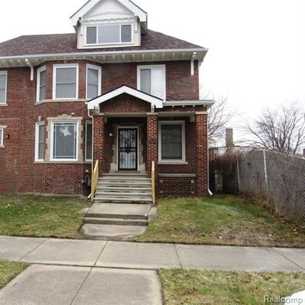 Rent this 4 bed house on 915 East Grand Boulevard in Detroit, MI 48207