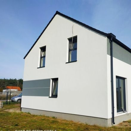 Rent this 5 bed house on Główna 56 in 62-050 Krosno, Poland