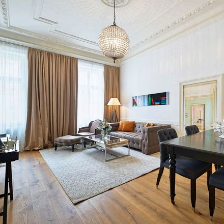 Rent this 1 bed apartment on Garnisongasse 9 in 1090 Vienna, Austria