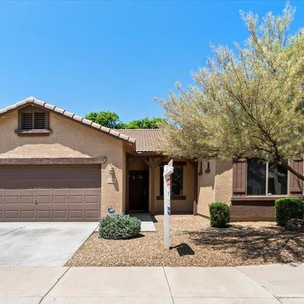 Rent this 3 bed house on 17748 North 89th Drive in Peoria, AZ 85382