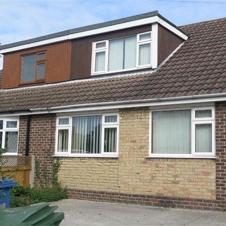 Rent this 4 bed house on Kissing Gate in Burton Pidsea HU12 9AP, United Kingdom