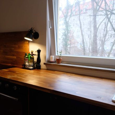 Rent this 1 bed apartment on Auenstraße 104a in 80469 Munich, Germany
