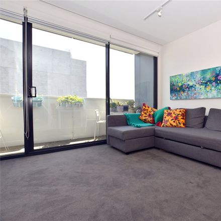 Rent this 1 bed apartment on 509/144 Clarendon Street