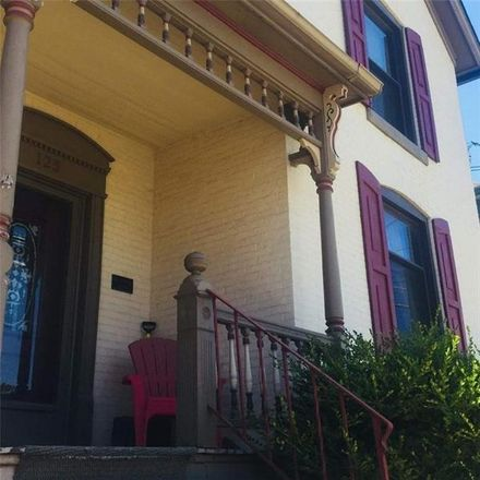 Rent this 0 bed apartment on W Pike St in Canonsburg, PA