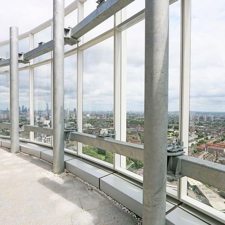 Rent this 2 bed apartment on Sky Gardens in 22 Wyvil Road, London SW8 2GA
