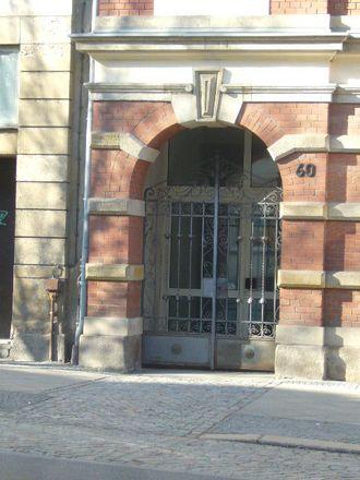 Rent this 3 bed apartment on Hotel Merkur garni in Bahnhofstraße 58, 08056 Zwickau