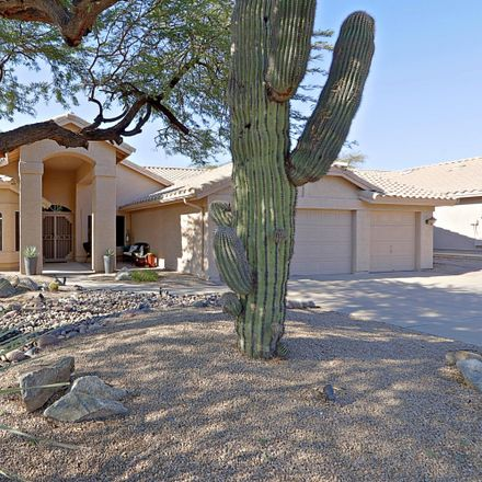 Rent this 4 bed house on 18976 North 92nd Way in Scottsdale, AZ 85255