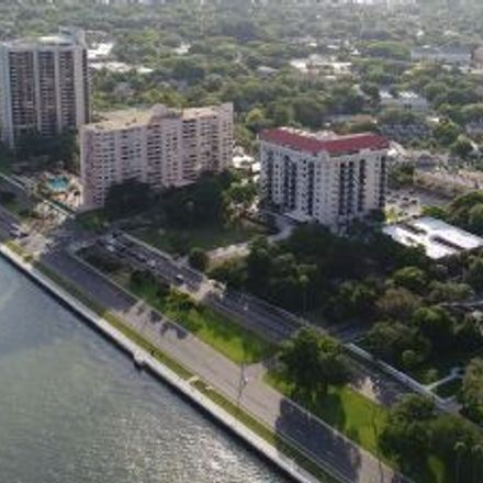 Rent this 1 bed apartment on Ciro's Speakeasy and Supper Club in 2109 Bayshore Boulevard, Tampa