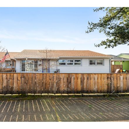 Rent this 3 bed house on 8628 Southeast Schiller Street in Portland, OR 97266