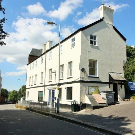 Rent this 1 bed apartment on La Chine House Appartments in St Davids Hill, Exeter EX4 4DX