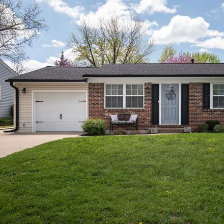 Rent this 3 bed house on Embleton Ln in Saint Charles, MO