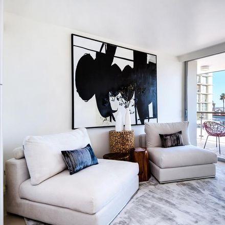 Rent this 3 bed condo on Ocean Avenue in Santa Monica, CA 90402