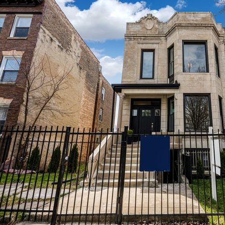 Rent this 4 bed house on 505-507 East 60th Street in Chicago, IL 60637