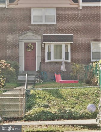 Rent this 3 bed townhouse on 7710 Rugby Street in Philadelphia, PA 19150