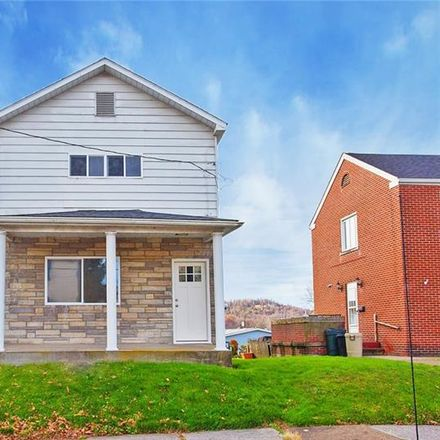 Rent this 3 bed house on Market St in Belle Vernon, PA