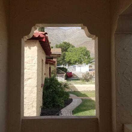 Rent this 2 bed apartment on 2716 Altura Avenue in El Paso, TX 79930