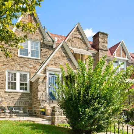 Rent this 3 bed townhouse on West Chelten Avenue in Philadelphia, PA 19144