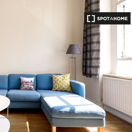 Rent this 1 bed apartment on 12 Ongar Road in London SW6 1UG, United Kingdom