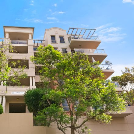 Rent this 1 bed apartment on 205/28 Warayama Place