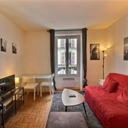 Rent this 1 bed apartment on 7 Rue Pierre Fontaine in 75009 Paris, France