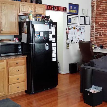 Rent this 1 bed apartment on 310 South Broadway in Baltimore, MD 21231