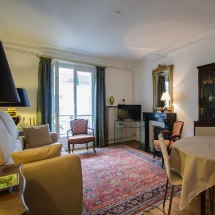 Rent this 1 bed apartment on 9 Rue Jeanne Hachette in 75015 Paris, France