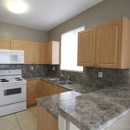 Rent this 3 bed condo on 2726 Southeast 16th Avenue in Homestead, FL 33035