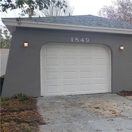 Rent this 3 bed house on 1849 Citrus Hill Road in Palm Harbor, FL 34683