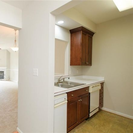 Rent this 2 bed condo on Ironwood Drive in Tabb, VA 23693
