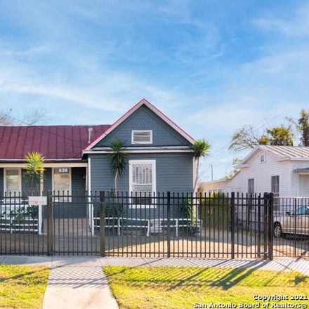 Rent this 3 bed house on 826 Dawson Street in San Antonio, TX 78202