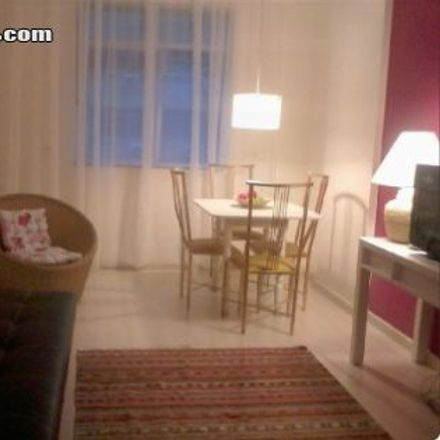 Rent this 2 bed apartment on Sala Municipal Baden Powell in Avenida Nossa Senhora de Copacabana, Rio de Janeiro - RJ