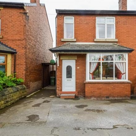 Rent this 3 bed house on Green Park Off License in 97 Westfield Road, Horbury