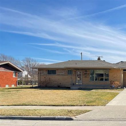 Rent this 3 bed house on 22000 Hoffman Street in Saint Clair Shores, MI 48082