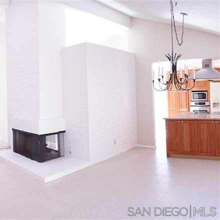 Rent this 4 bed house on 10580 Canyon Lake Drive in San Diego, CA 92131