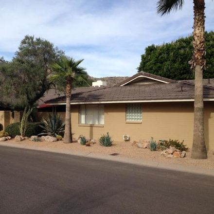 Rent this 3 bed house on 5635 East Lincoln Drive in Paradise Valley, AZ 85253
