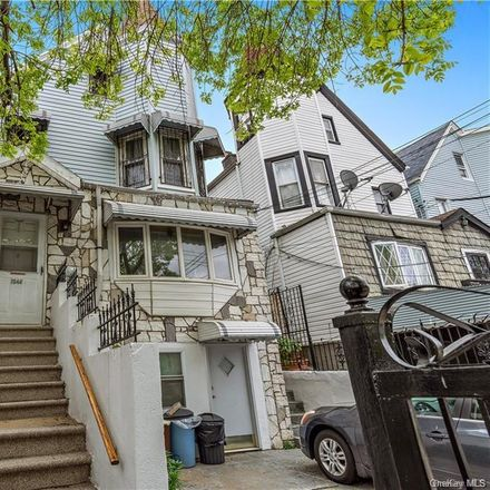 Rent this 4 bed house on 1546 Saint Lawrence Avenue in New York, NY 10460