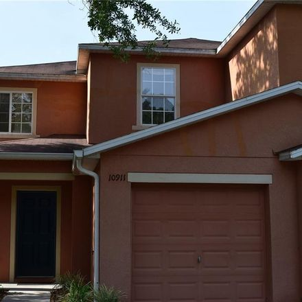 Rent this 2 bed townhouse on 10911 Kensington Park Avenue in Riverview, FL 33578