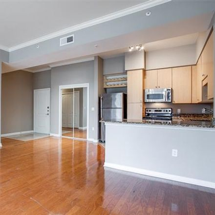 Rent this 1 bed condo on 3225 Turtle Creek Boulevard in Dallas, TX 75219