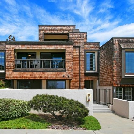 Rent this 3 bed townhouse on 2249 Del Mar Scenic Parkway in San Diego, CA 92014